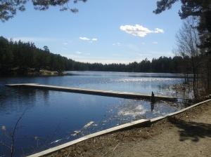 sjön i rudan